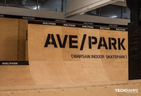Skatepark Grupa Techramps