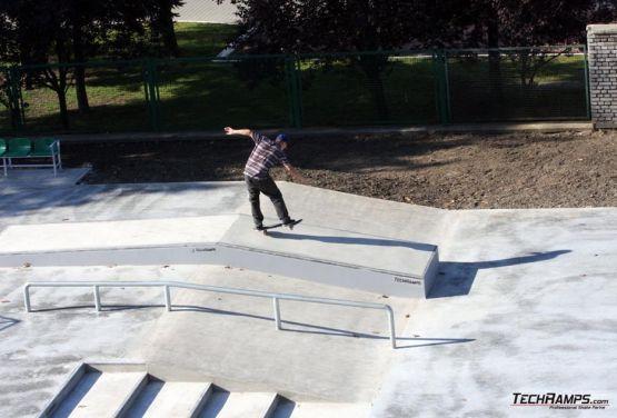 Skatepark in Będzin