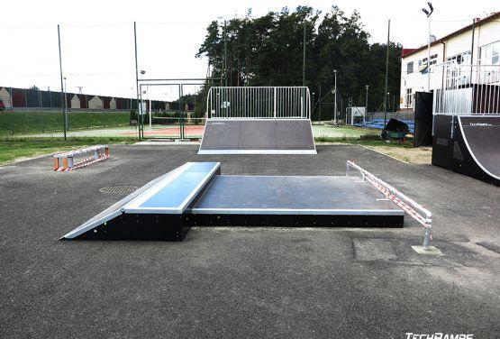 Manual Pad Skatepark - Głogów Małopolski