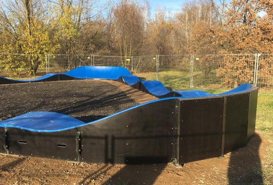Modular Pumptrack in Cracow