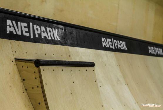 Warsaw skatepark - AvePark