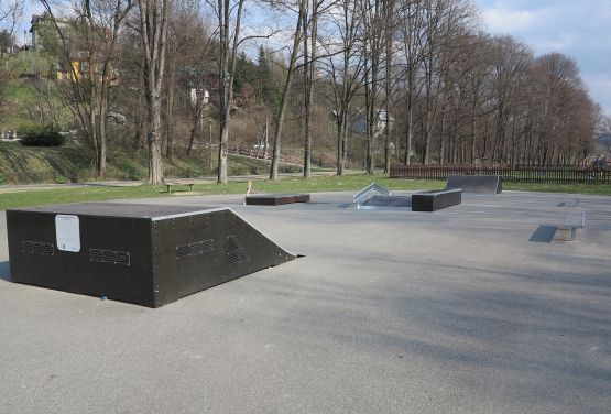 obstáculos - modular skatepark Techramps