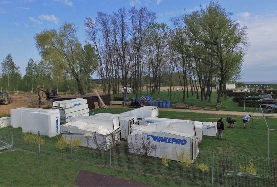 Wakepark Jeziorsko (Polen)