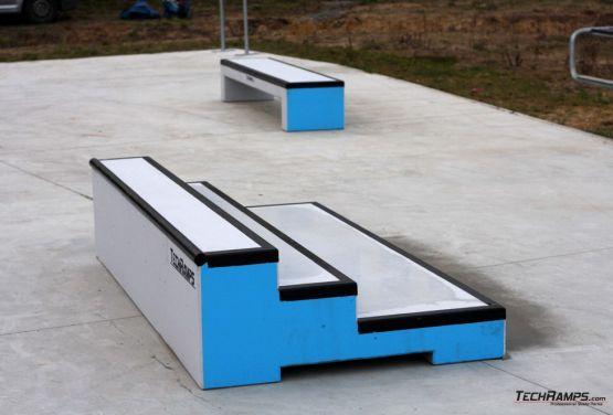 Grindbox de hormigón