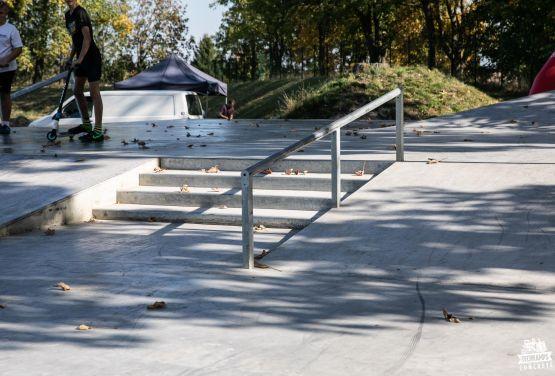 Techramps - béton skateparks - Nakło nad Notecią