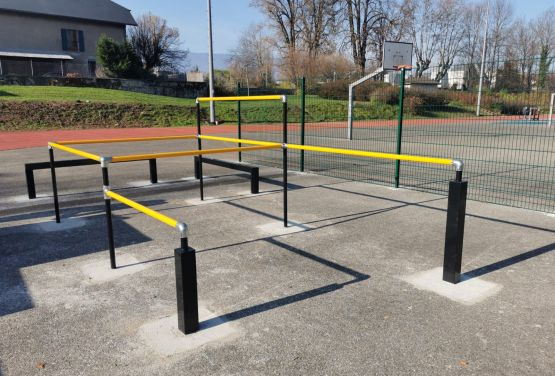 A place for street training