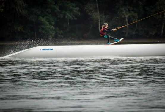 Obstacle - WakePro in Belgium