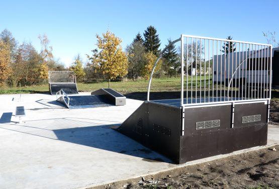 Obstacles in Żelechlinek