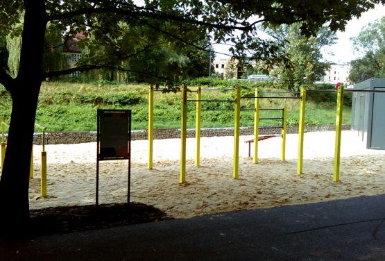 21st century sports facilities in Racibórz