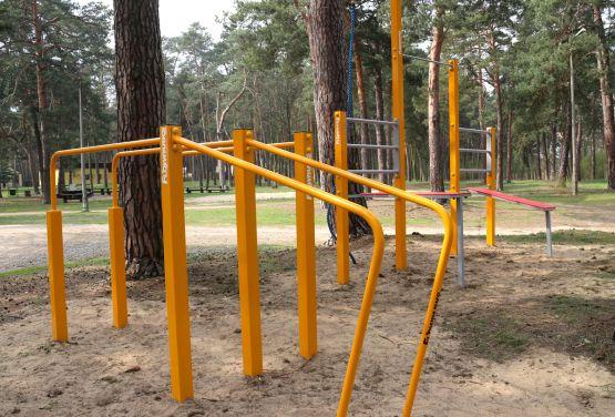 Parkour park - Kozienice