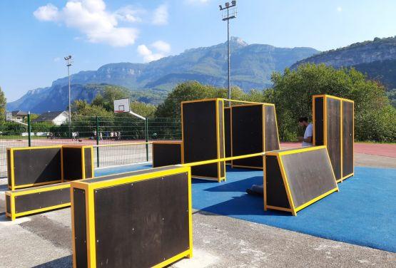 Obiekt sportowo-rekreacyjny