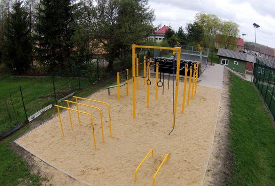 Parkour Park en Bogatynia