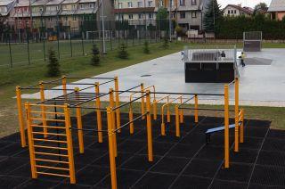 Duży Flowpark w Płońsku