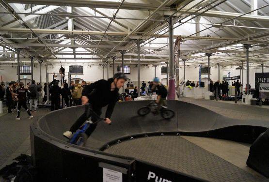 piste cyclable PC3 -  Copenhague