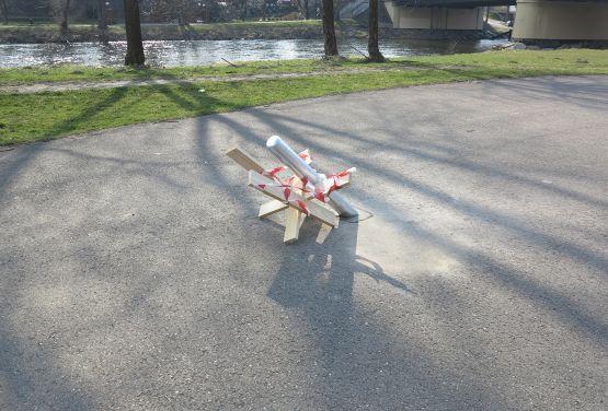 Pole Jam w skateparku w Krościenku nad Dunajcem