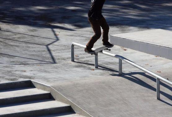 skatepark - Beton monolityczny