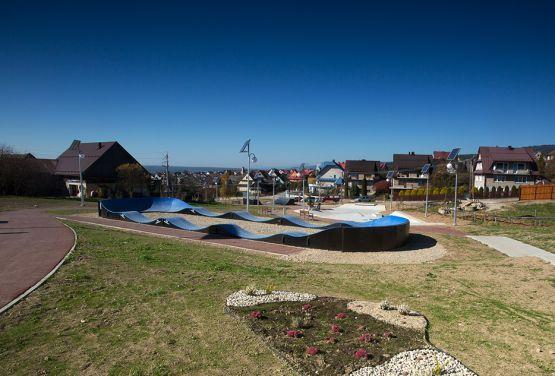 Sportanlage in Maniowy