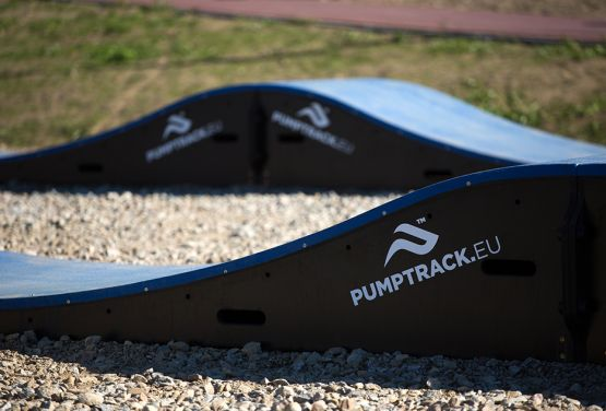 Composite Pumptrack in Maniowy