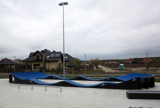 Pumptrack en Bilcza