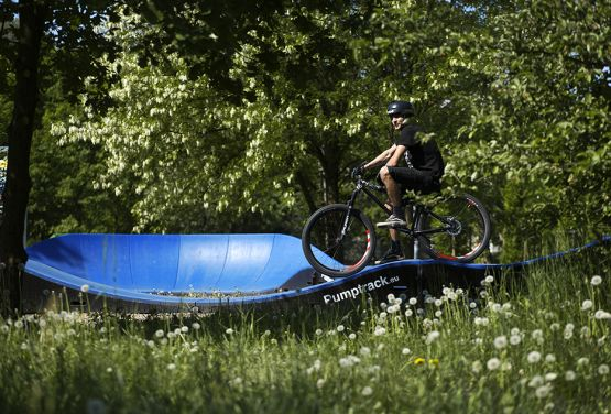 Pumptrack in Cracow