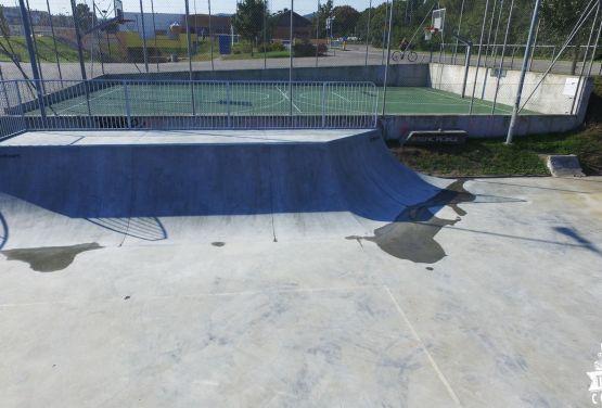 Gdańsk beton Skatepark