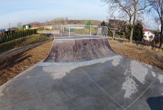 Kamionki Skatepark