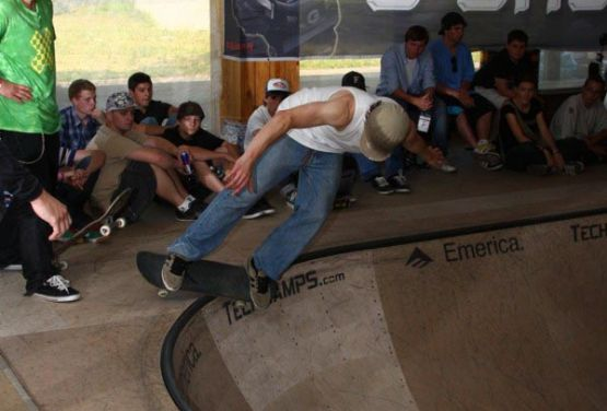 Rider - Bowl - Cracow - Techramps