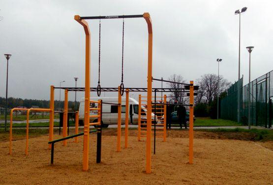 Parc d'exercices