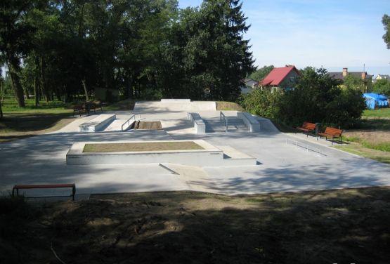 Miniplaza skatepark Stepnica