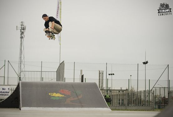 Dąbrowa Tarnowska - Skatepark hybride