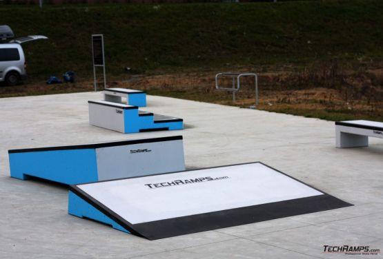 Skatepark Torzym Polonia