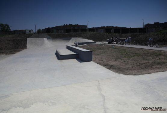 Skatepark à Opole