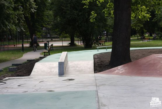 Wallride - Cracovia Jordan Parque