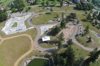 Silverpark en Olkusz