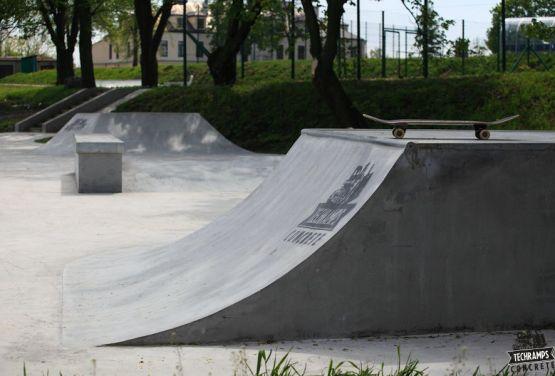 Hormigón skatepark