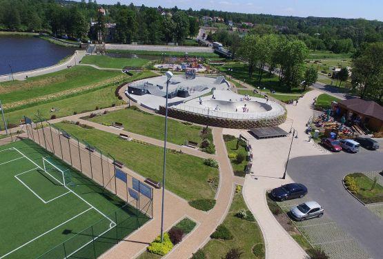 Skatepark en Wąchock