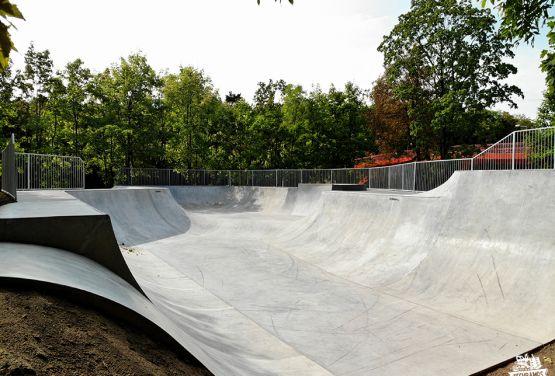 Skatepark in Gorzów Wielkopolski