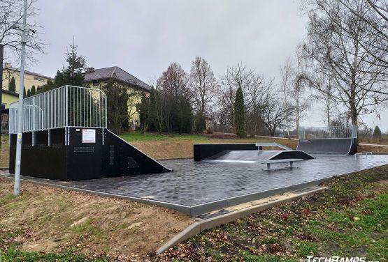 Skatepark in Szczebrzeszyn