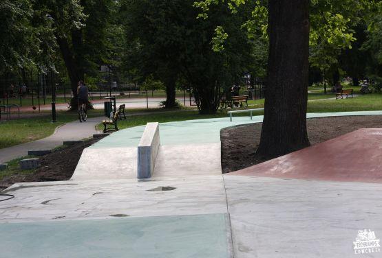 Skatepark Cracovie