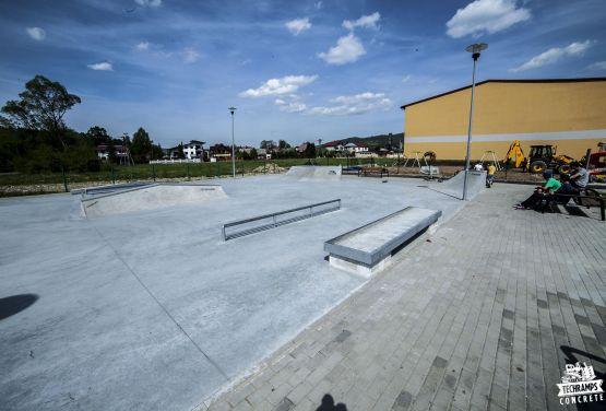 Skateparks Pologne - Milówka