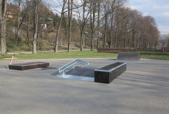 View on obstacles - Funbox Krościenko