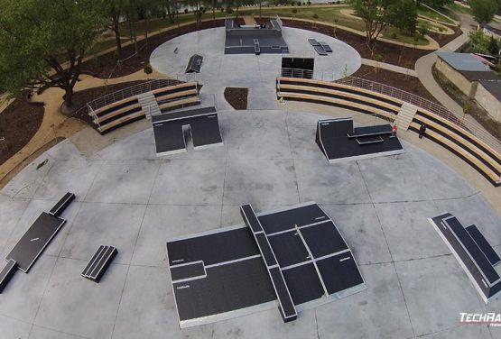 Skatepark - Pisz - Zdjęcie