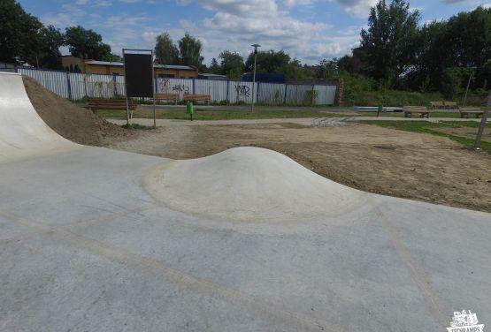 Skatepark de Przemyśl - Pologne