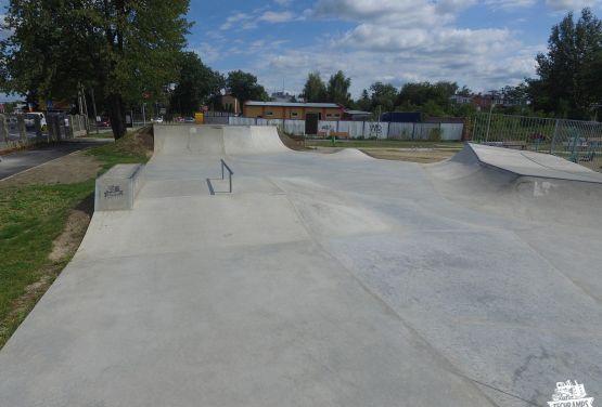Skateplaza Przemyśl - Pologne