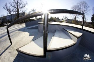 Skatepark Tarnów - Concrete