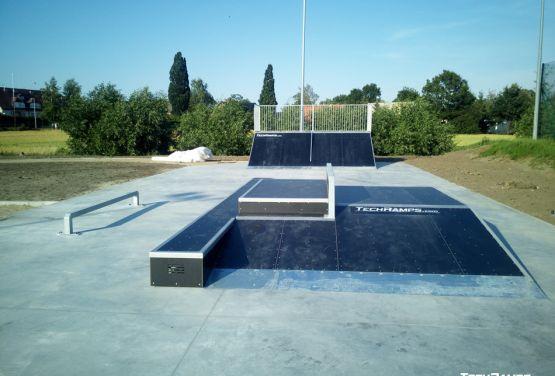 Subkowy - Skateaprk
