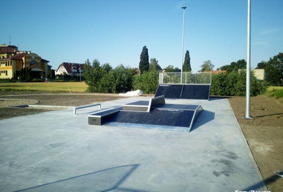 Skatepark w Subkowy
