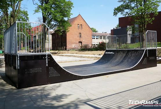 Skatepark - Sulęcin