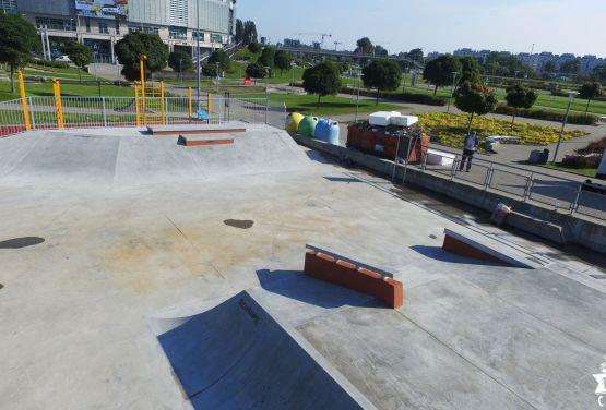 Ergo Arena skate