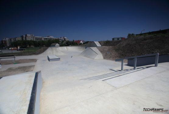 Skateplaza_Techramps Opole